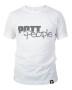 T-Shirt Weiss/Grau