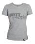 Girlie T-Shirt Grau/Grau