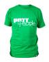 T-Shirt Grün/Weiss