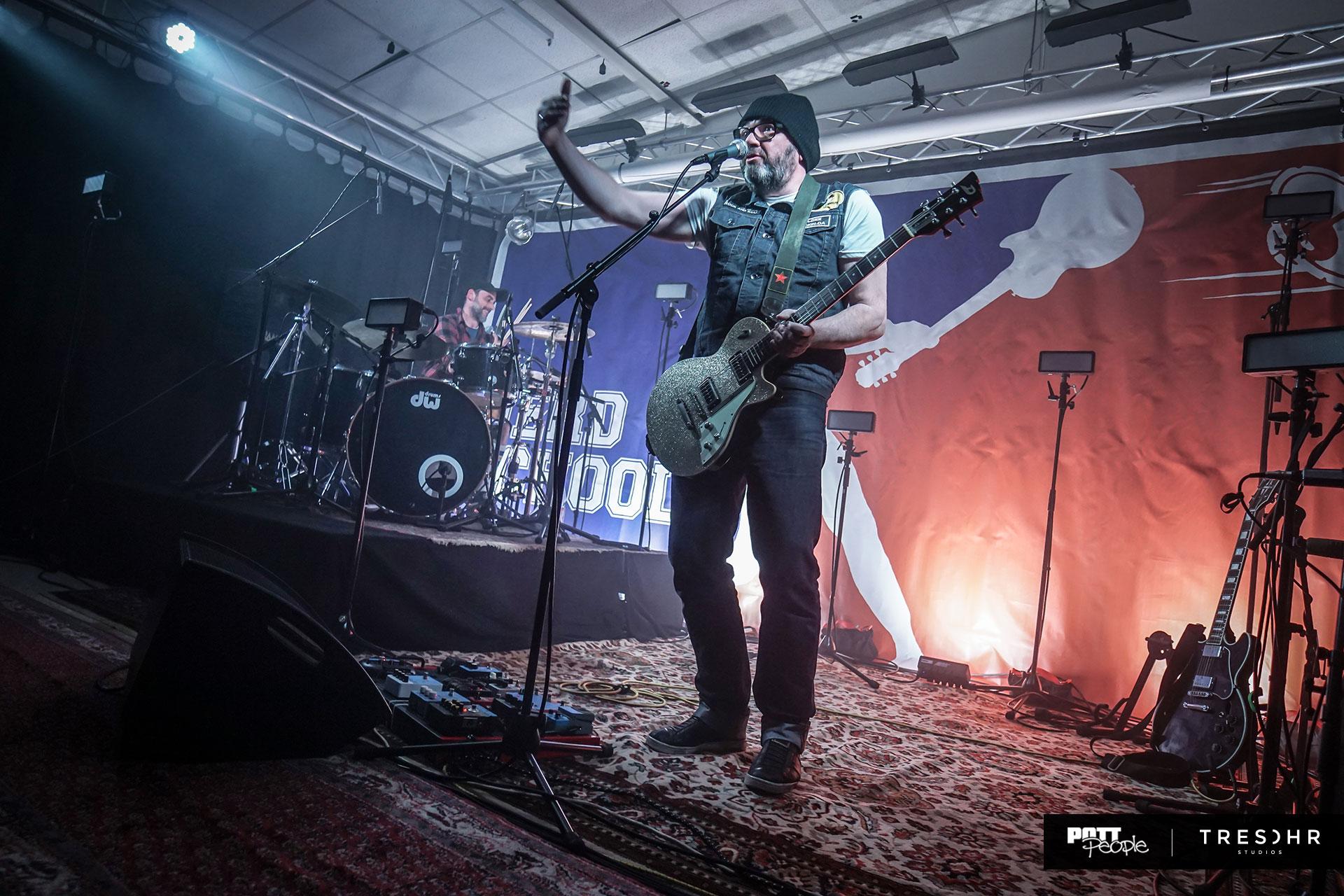 TRESOHR SESSIONS – NERD SCHOOL Album Release Show