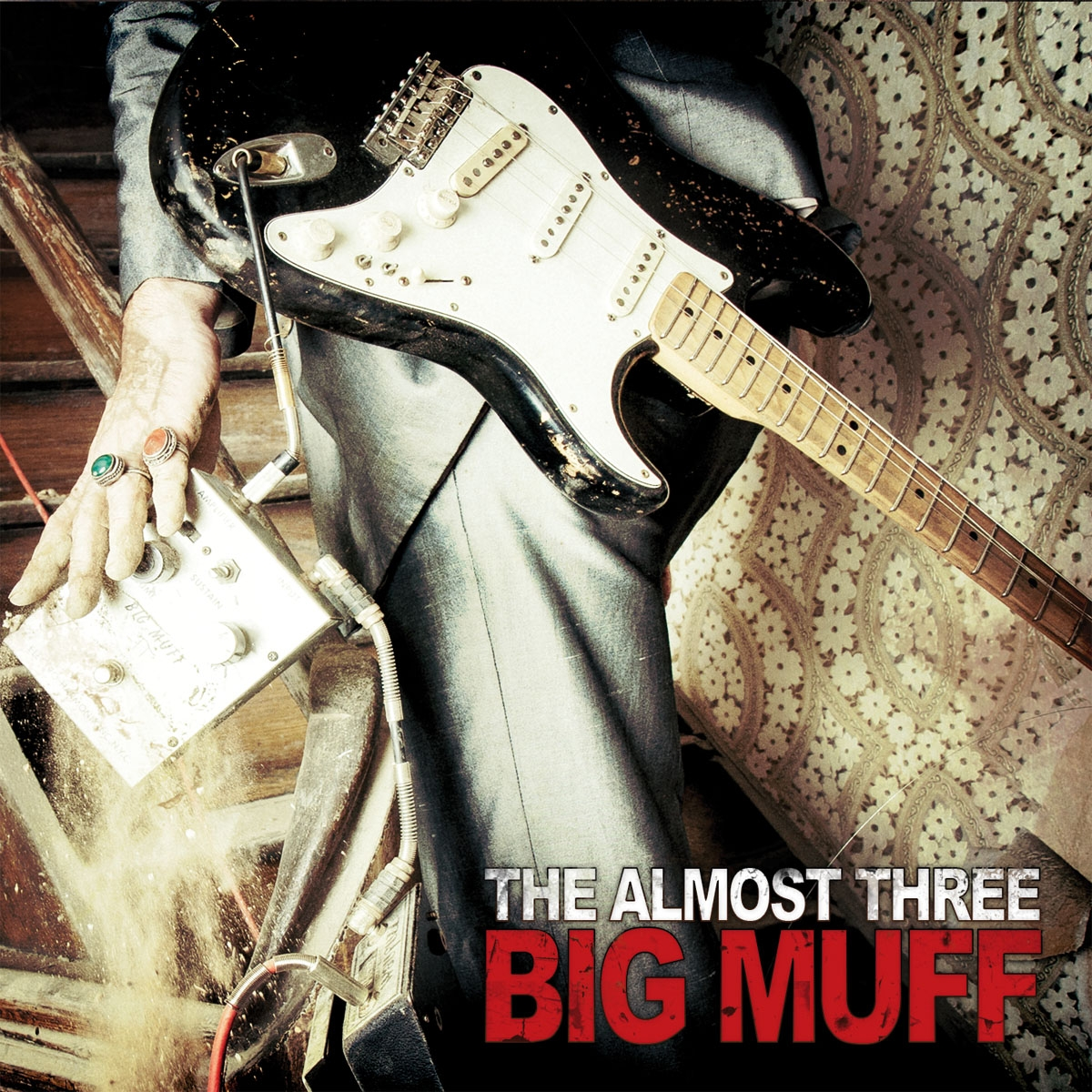 The Almost Three <br> BIG MUFF