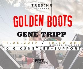 2 x Arizona in Oberhausen – TRESOHR SESSION mit Golden BooTs und Gene Tripp