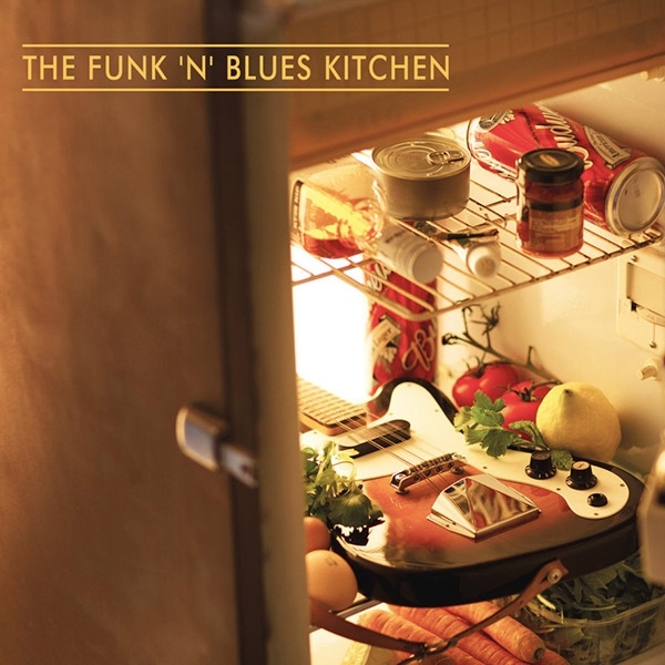 Martin Ettrich <br> THE FUNK &#8218;N&#8216; BLUES KITCHEN